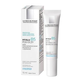 La Roche Posay Hyalu B5, Anti-Falten-Augencreme, 15 ml