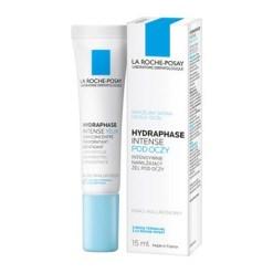La Roche Posay Hydraphase Intense, Augengel, intensiv feuchtigkeitsspendend, 15 ml