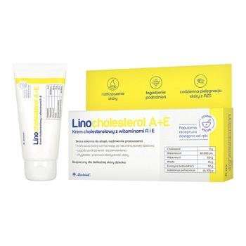 Linocholesterin A + E, Cholesterincreme mit Vitamin A und E, 50 g