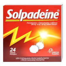 Solpadeine, Brausetabletten, 24 Stk.