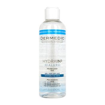 Dermedic Hydrain 3, H2O Mizellenwasser, 200 ml