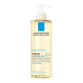 La Roche P Lipikar Cleansing Oil AP rueckfettendes Reinigungsoel gegen Hautirritationen 400ml