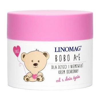 Linomag, Bobo A + E, Schutzcreme für Kinder und Babys, 50 ml