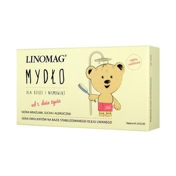 Linomag, Seife für Kinder und Babys, 100 g