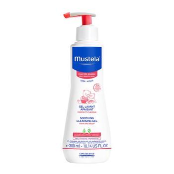 Mustela Bebe-Enfant, Beruhigendes Reinigungsgel, 300 ml