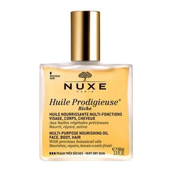 Nuxe Huile Prodigieuse Riche, Trockenöl mit intensiver Pflege, 100 ml