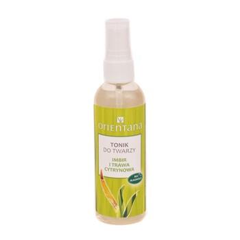 Orientana, Gesichtswasser, Ingwer und Zitronengras, 100 ml