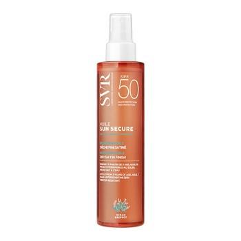 SVR Sun Secure Huile, seidiges Schutzöl für Körper und Haar SPF50, 200 ml