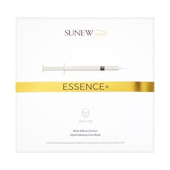 SunewMed Essence, Hybridmaske mit Peptiden und Schneckenschleim, 28 g x 4 Stk.