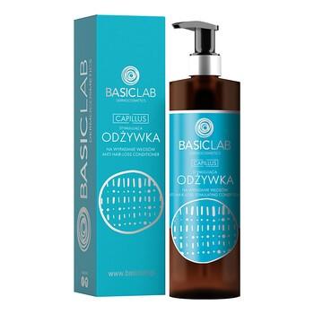 BasicLab Capillus, Conditioner gegen Haarausfall, 300 ml