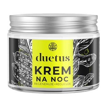 Duetus, Nachtgesichtscreme, 50 ml