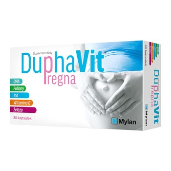 DuphaVit Pregna, Weichkapseln, 30 Stück