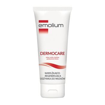 Emolium Dermocare, feuchtigkeitsspendende und regenerierende Haarspülung, 150 ml
