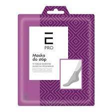 Enilome E Pro, Peeling und regenerierende Fußmaske, 40 ml, getränkte Socken