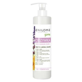 Enilome Healthy Beauty Green, Farbschutz- und Glanzspülung, 300 ml
