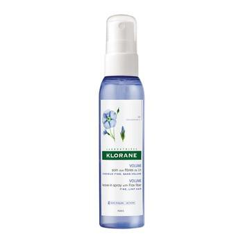 Klorane, Conditioner auf Basis von Flachsfasern, kein Ausspülen, Spray, 125 ml