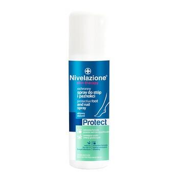 Nivelazione Skin Therapy Protect, Schutzspray für Füße und Nägel, 150 ml