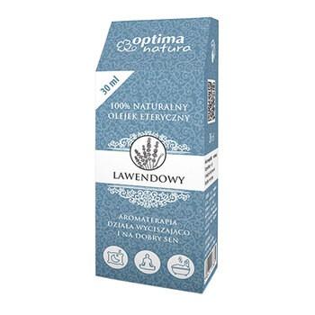 Optima Natura, natürliches ätherisches Lavendelöl, 30 ml