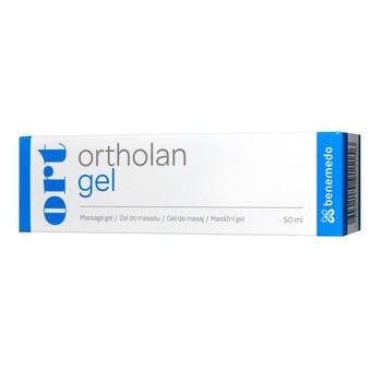 Ortholan Gel, Massagegel, 50 ml