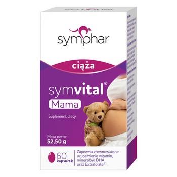 Symvital Mama, Kapseln, 60 Stück
