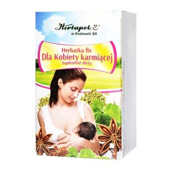 Tee für eine stillende Frau, fix, 2 g, 20 Stück (Herbapol Kraków)