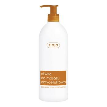 Ziaja, Massageöl, Anti Cellulite, 500 ml