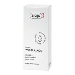 Ziaja Med Whitening Treatment, Reduzierung von Fleckenverfärbungen, 30 ml