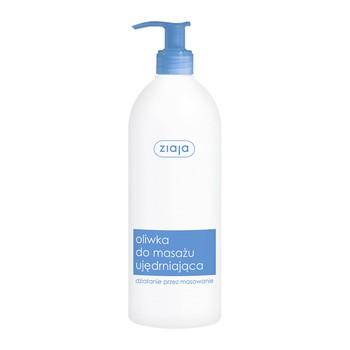 Ziaja, Straffendes Massageöl, 500 ml