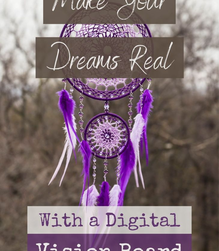 Create a digital vision board to bring the power of intention & clarity to your life's goals. Keep motivated & inspired in times of doubt and uncertainty.