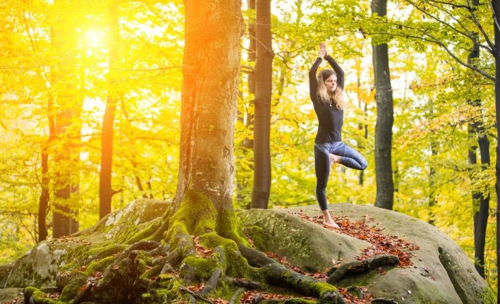 A healing yoga practice uses your intuition and self awareness to guide your path to optimal wellness for your body-mind-spirit system.