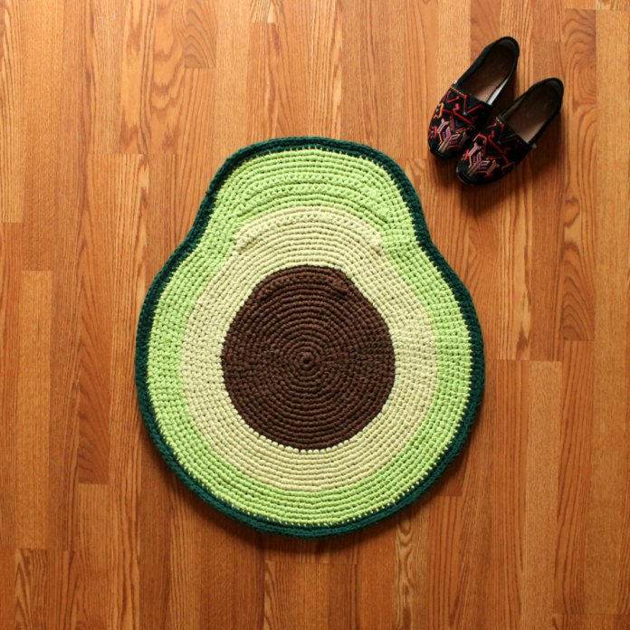 avocadorug