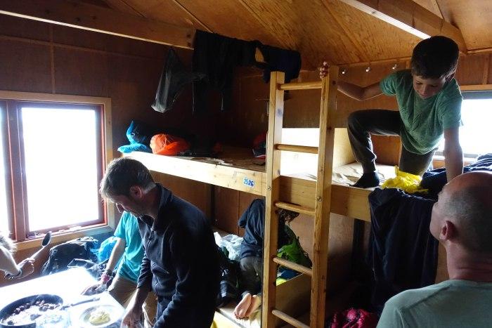 Laugavegur hut