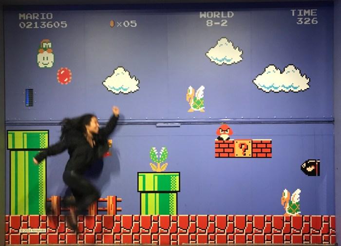 Rose Kuo super Mario