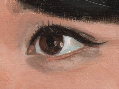 Grace (Little Sister) - Detail 2