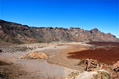 Roques de García, Parque Nacional del Teide