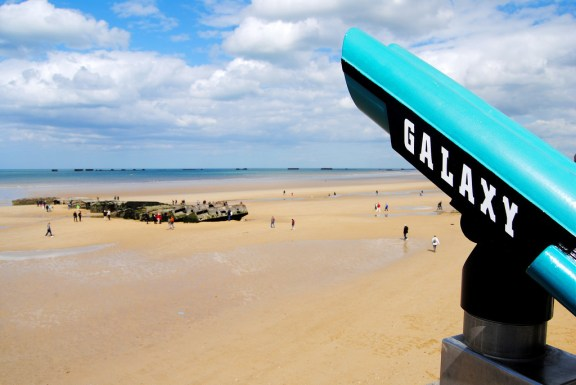 Gold Beach, Normandy (2013).