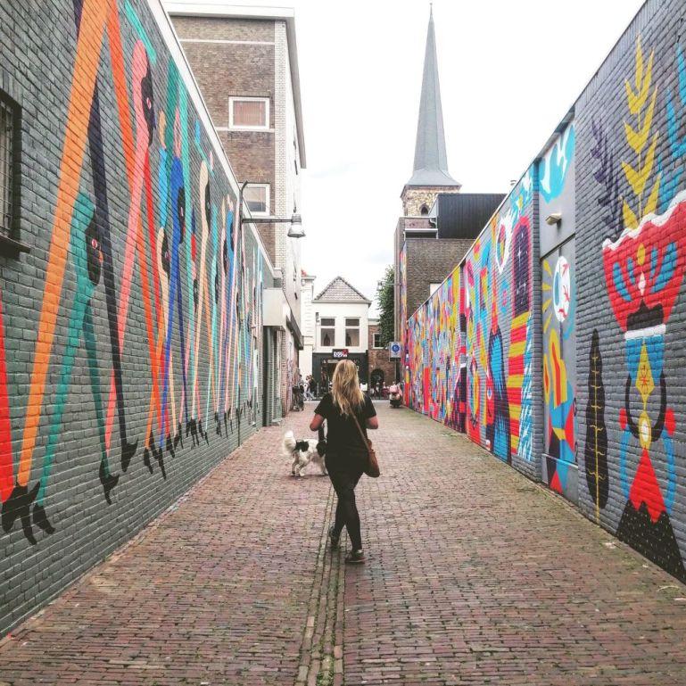 Mural Project Breda