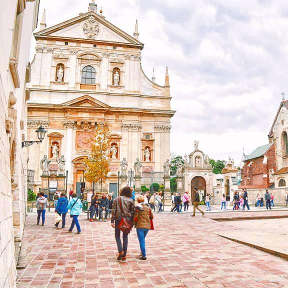 Kraków's Historic Old Town