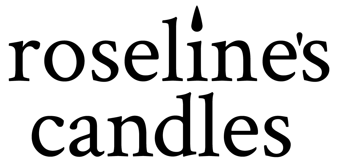 Roselines Candles Logo