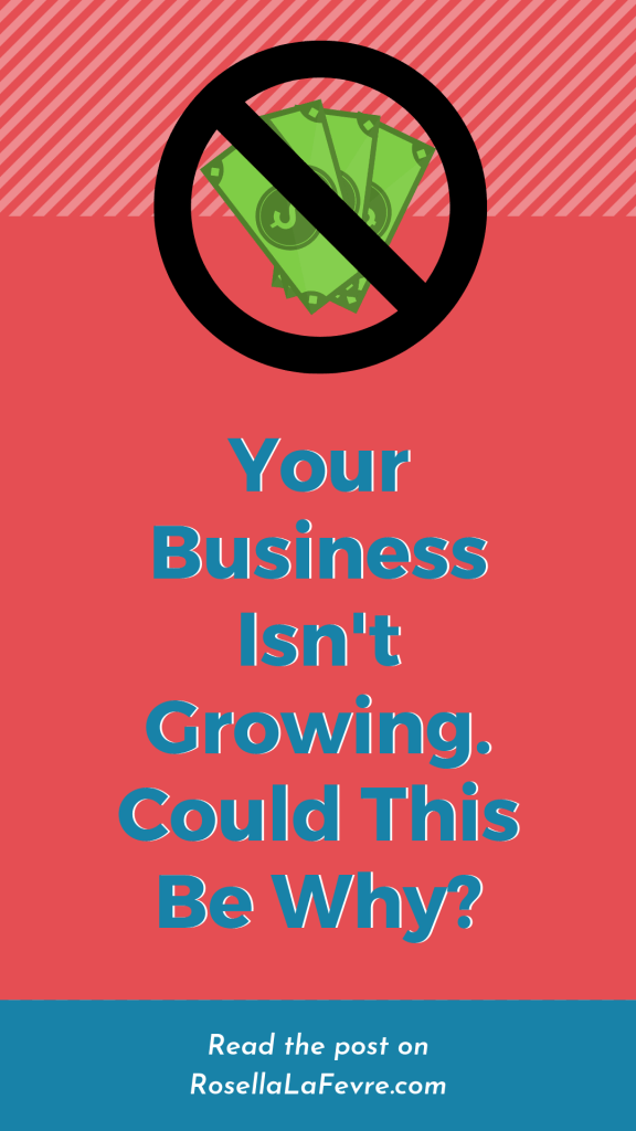Could it be that your business isn't growing because you're practicing Beginner Energy? That's what it is to always be acting like you're new to this, don't have the answers, are doing something wrong and just need someone (anyone) to clue you in. Read the post for more info.