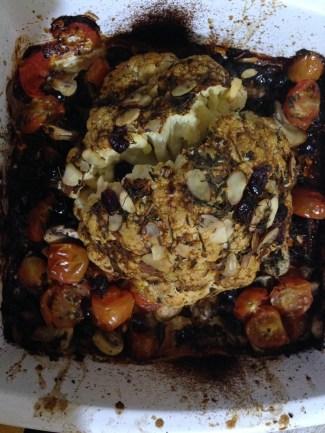 Cauliflower ready and Tender!!!