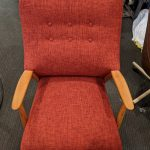 Upholstery Chair 3 - After - 2020