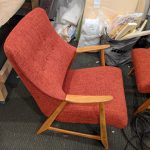 Upholstery Chair 3 - After 3 - 2020