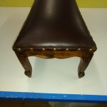 Upholstery Foot Stool 2 - After 2 - 2020