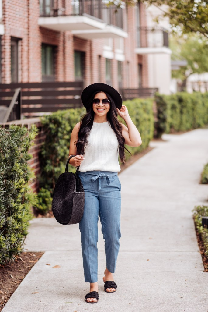 chambray-outfits