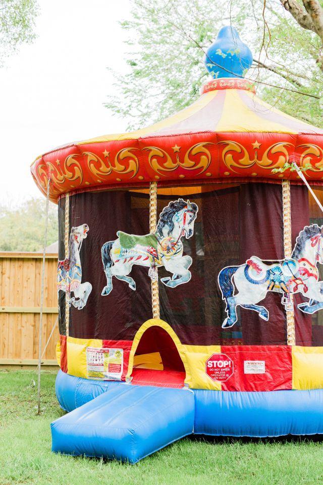 carousel-bounce-house