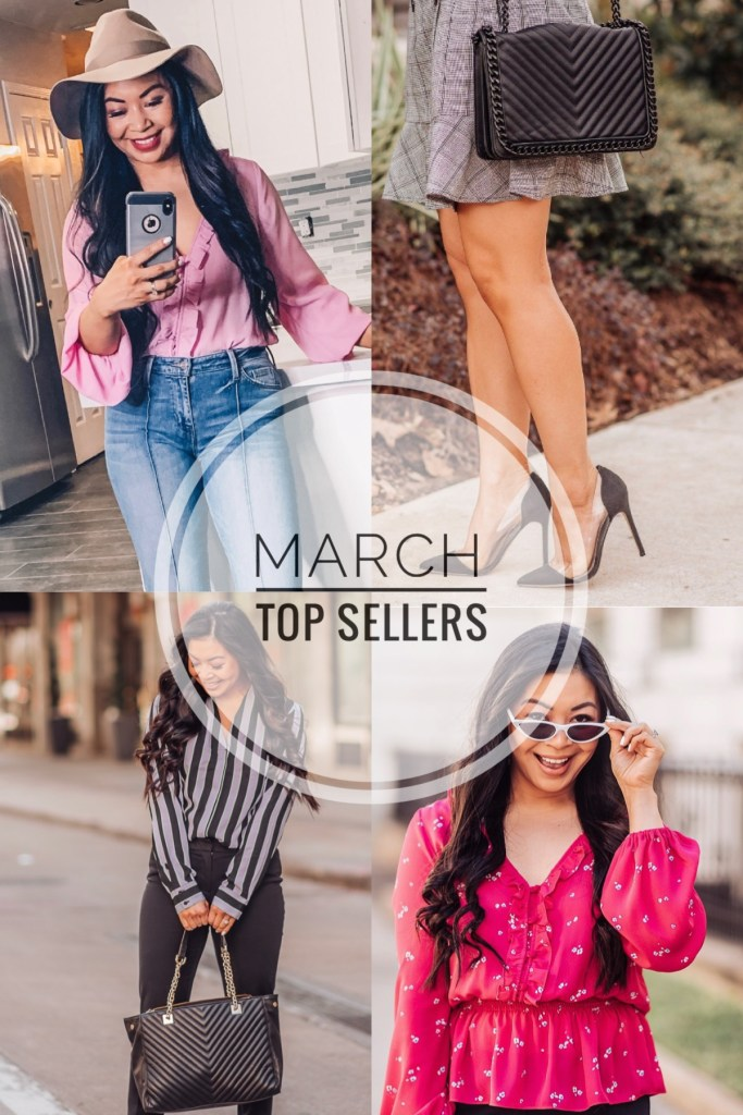 top-march-items-fashion