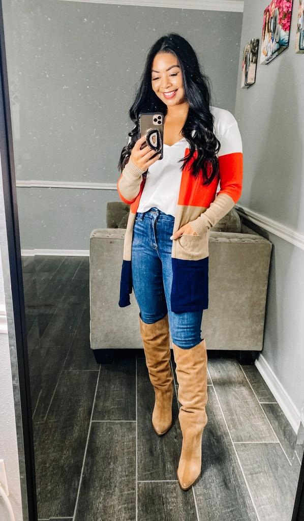 amazon-fashion-stripe-cardigan