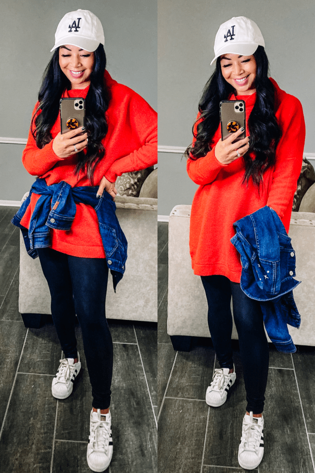 how-to-style-a-free-people-tunic-sweater
