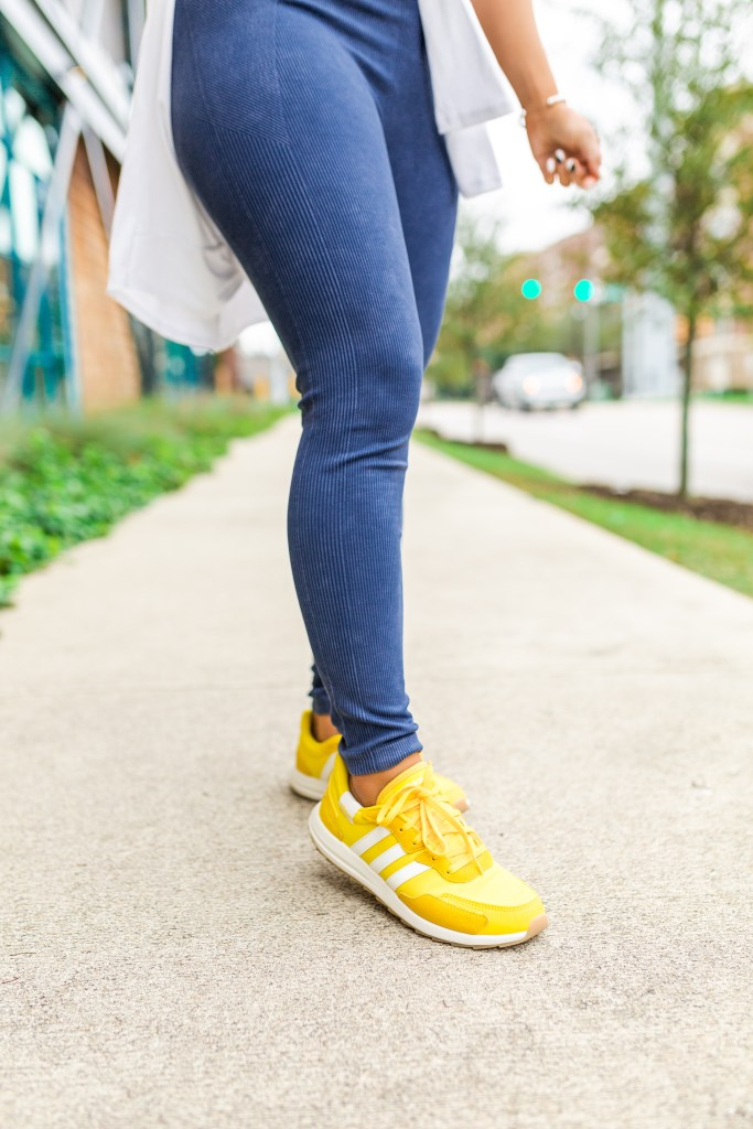 yellow-tennis-shoes